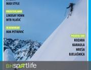 BHSL - magazin - zima 2012  NASLOVNA